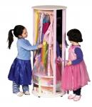 Guidecraft Dress-up Carousel - Pastel