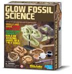 Toysmith Glow Fossil Science
