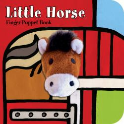 Chronicle Books Little Horse Finger Puppet Boo
