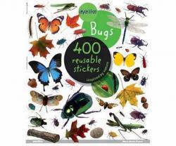 Workman Publishing Eyelike Bugs 400 Reusable Stickers