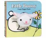 Chronicle Books Little Bunny Finger Puppet Book
