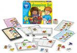 The Original Toy Company Shopping List memory Game