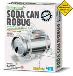 Toysmith Soda Can Robug