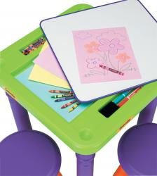 Crayola Sit 'n Draw Play Table
