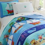 Olive Kids Pirates Twin Comforter