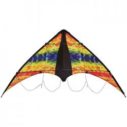In The Breeze Groovy Stunter 2 Line Kite