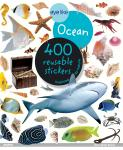 Workman Publishing Eyelike Ocean 400 Reusable Stickers