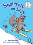 Random House Squirrel on Skis