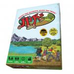 Bicycle Hike Card Game