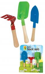 Toysmith Kids Hand Garden Tool Set