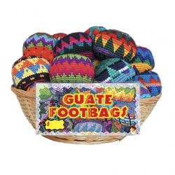 Adventure Trading Guate Footbag Blister Pack
