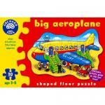 The Original Toy Company Big Aeroplane Puzzle