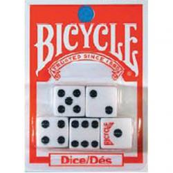 Bicycle Regular Dice (5)