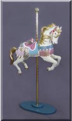 Treasure Pastel Carousel Horse