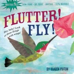 Workman Publishing Flutter Fly Indestructible