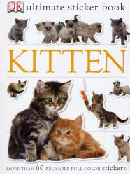 Penguin Group Kitten Sticker Book