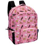 Horses in Pink Macropak Backpack