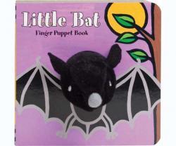 Chronicle Books Little Bat Finger Puppet Book