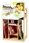 Guidecraft Book Trolley