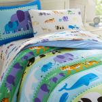 Olive Kids Endangered Animals Full Comforter