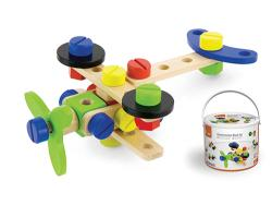 The Original Toy Company Construction Block Set