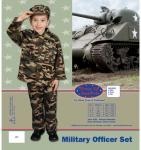 Dress Up America Deluxe Military Officer Set - Toddler T4