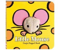 Chronicle Books Little Mouse Finger Puppet Book
