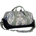 Olive Kids Digital Camo Overnighter