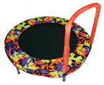 Bazoongi Kids Bouncer Camo Orange - 48 Inch