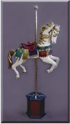 Treasure Jeweltone Carousel Horse