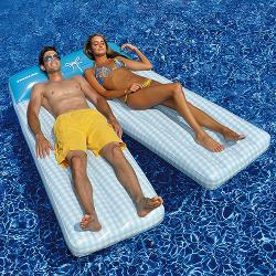 Swimline Board Shorts Lounger