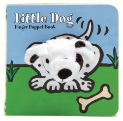 Chronicle Books Little Dog Finger Puppet Book