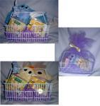 Deluxe Baby Gift Basket
