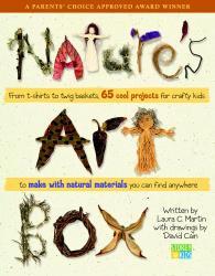 Workman Publishing Nature's Art Box