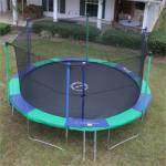 15' AirMaster Trampoline and Enclosure