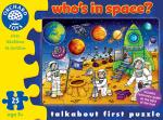 The Original Toy Company Who's in Space? Puzzle