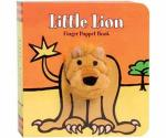 Chronicle Books Little Lion Finger Puppet Book