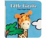 Chronicle Books Little Giraffe Finger Puppet Book