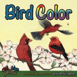 Adventure Publications Bird Color